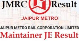 JMRC Maintainer Result 2021